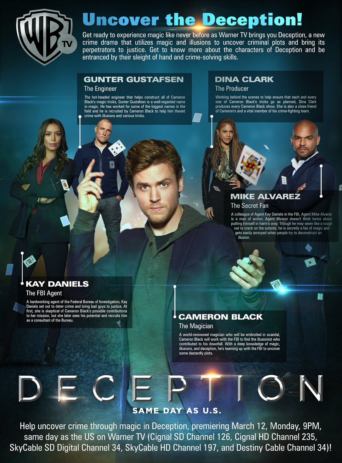 25e7535e987f79 Also starring in Deception are  Ilfenesh Hadera