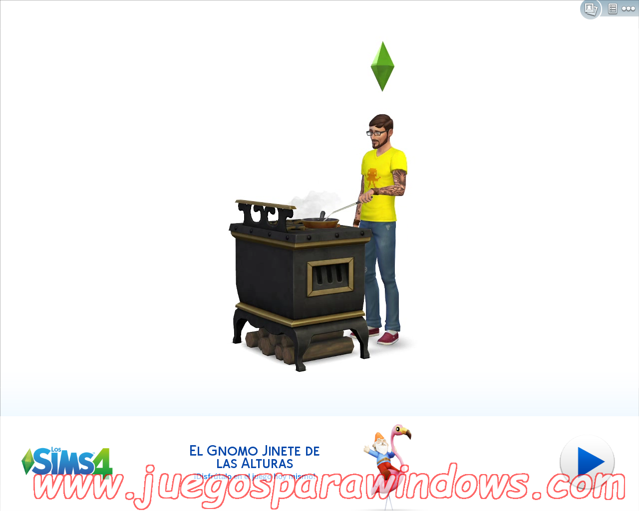 Los Sims 4 Digital Deluxe Edition ESPAÑOL PC Full + Update v1.4.83.1010 Incl DLC (RELOADED) 6