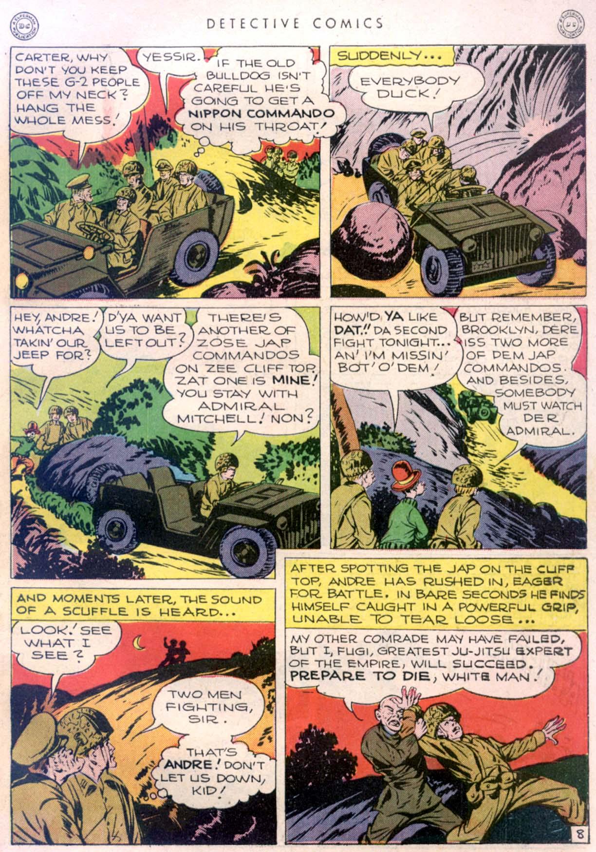 Read online Detective Comics (1937) comic -  Issue #106 - 45