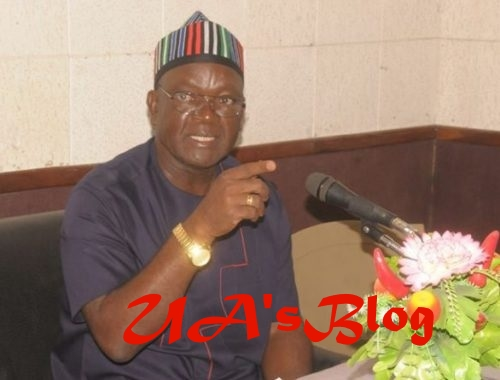 Ortom: How I disarmed robbers wielding Ak-47