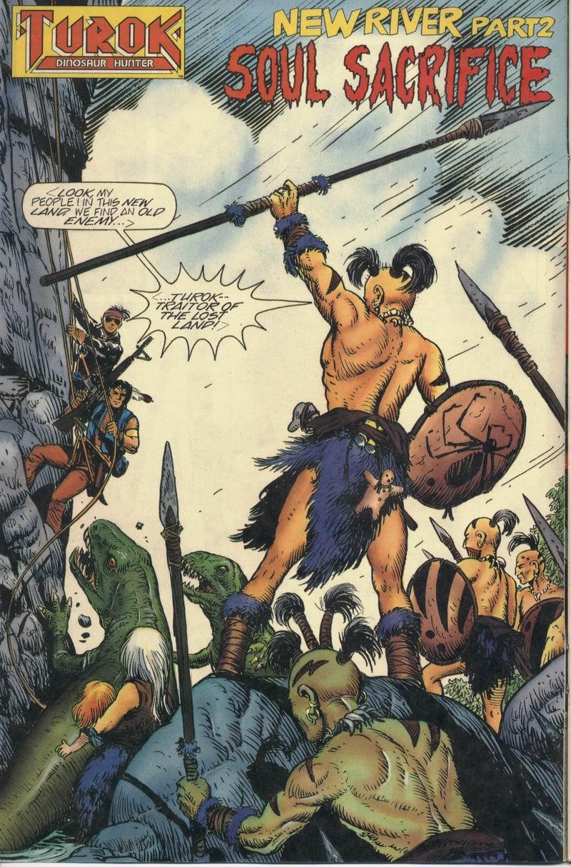 Read online Turok, Dinosaur Hunter (1993) comic -  Issue #8 - 3