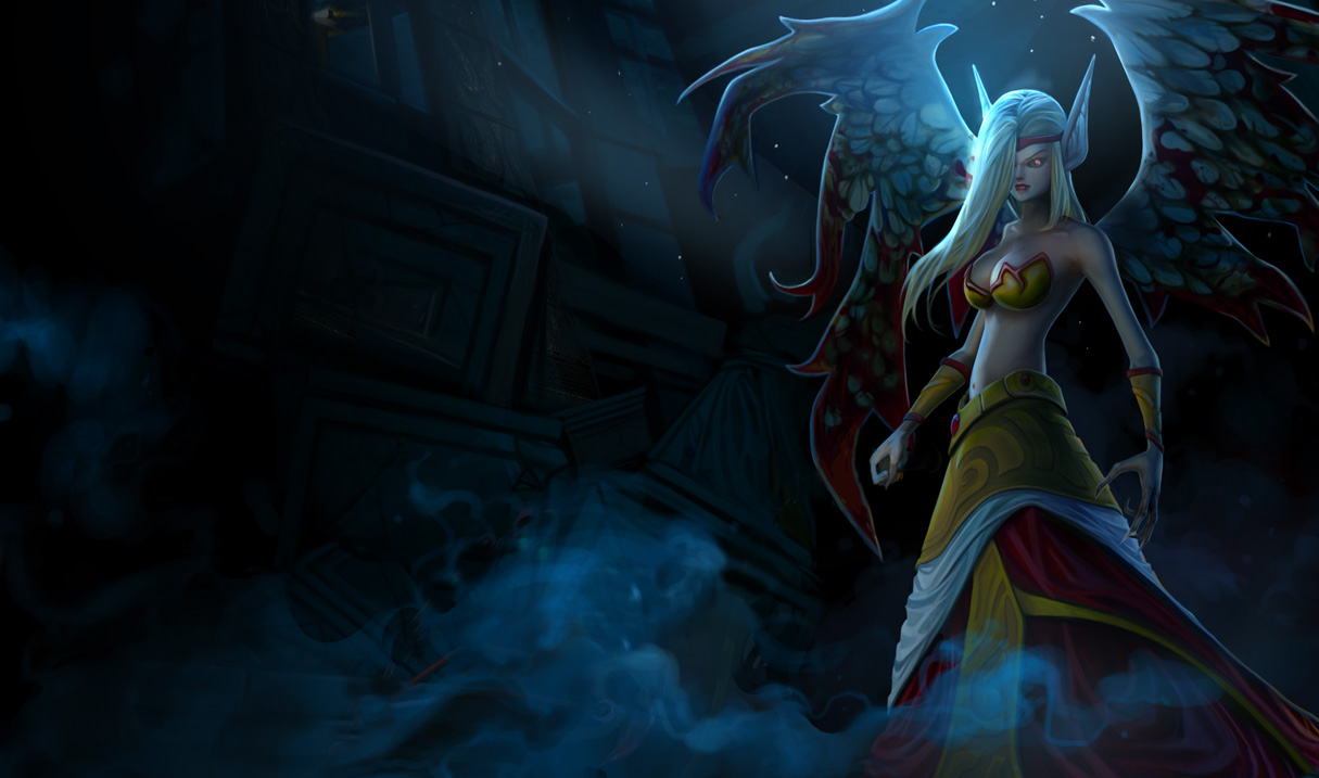 LoL Redeemed Riven, Karate Kennen, Exiled Morgana Skins 50% off