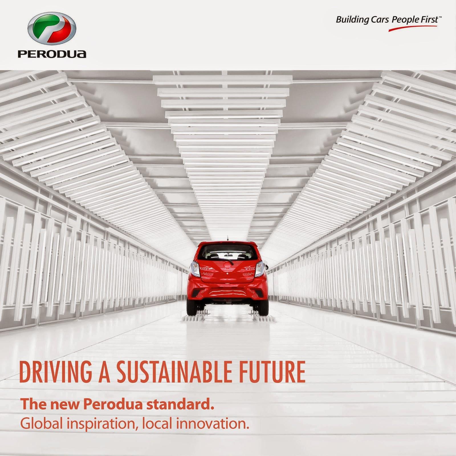 Model Baru Perodua Axia