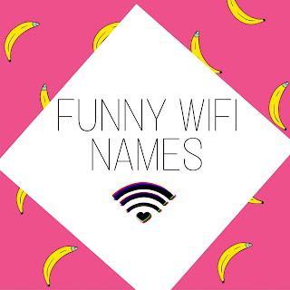 new funny wifi names