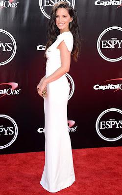 Olivia Munn at the 2016 ESPY Awards in LA