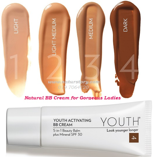 natural BB Cream