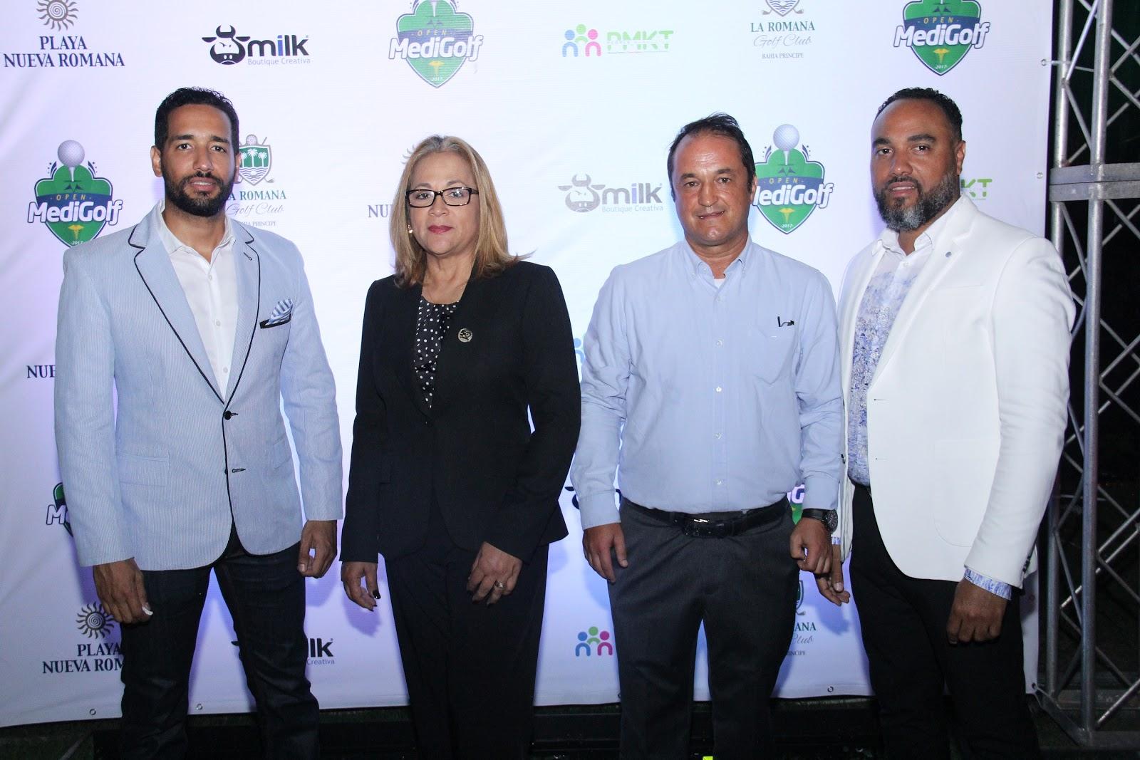 Realizarán torneo de golf exclusivo para el sector salud.