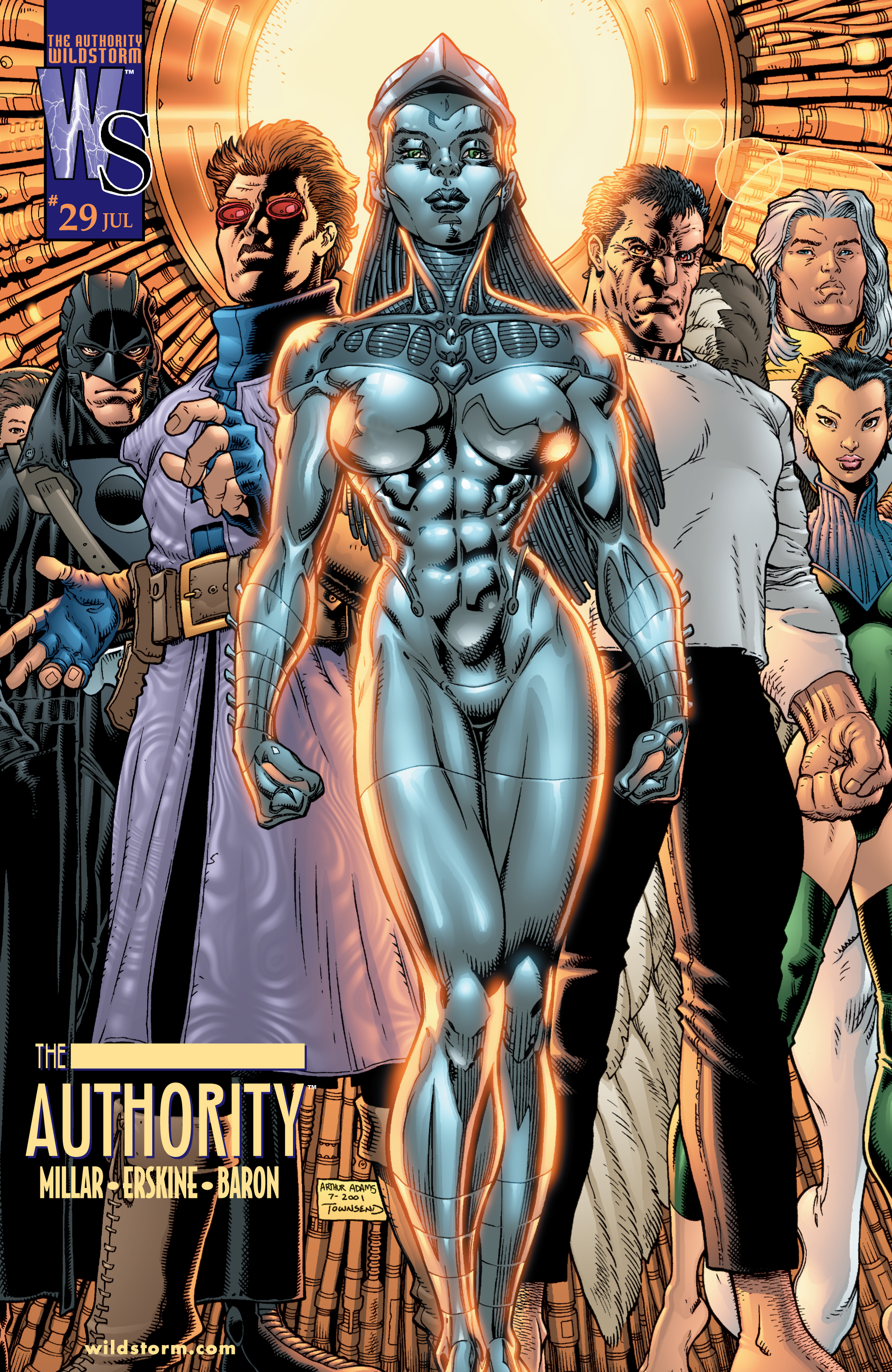 The Authority (1999) 29 Page 1