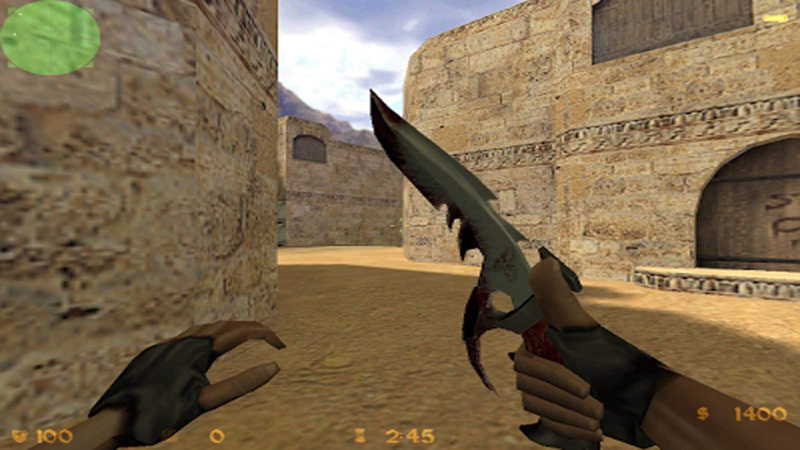 تحميل لعبة Counter Strike 1.8 مضغوطة برابط واحد مباشر كاملة مجانا