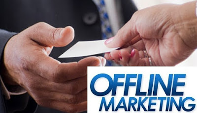 Offline Marketing Tips