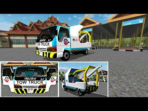63 Mod Bussid Mobil Derek HD Terbaru
