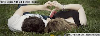 غلاف للفيس بوك رومانسي
