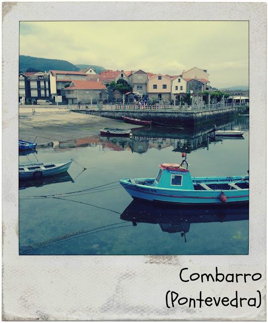 Visitar Combarro en Galicia