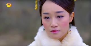 Lan Ying Ying in 2016 c-drama Classic of Mountains and Seas