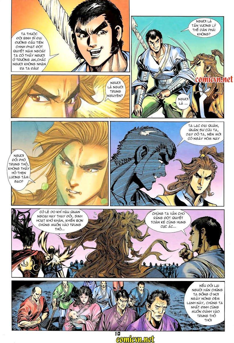 Đại Đường Uy Long chapter 90 trang 10