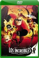 Los Increíbles (2004) DVDRip Latino