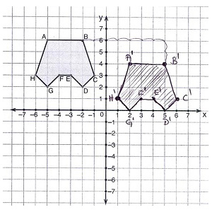 8. Sınıf Öğün Yayınları Matematik Ders Kitabı 138. Sayfa Cevapları 2.Ünite Öteleme, Yansıma ve Dönme