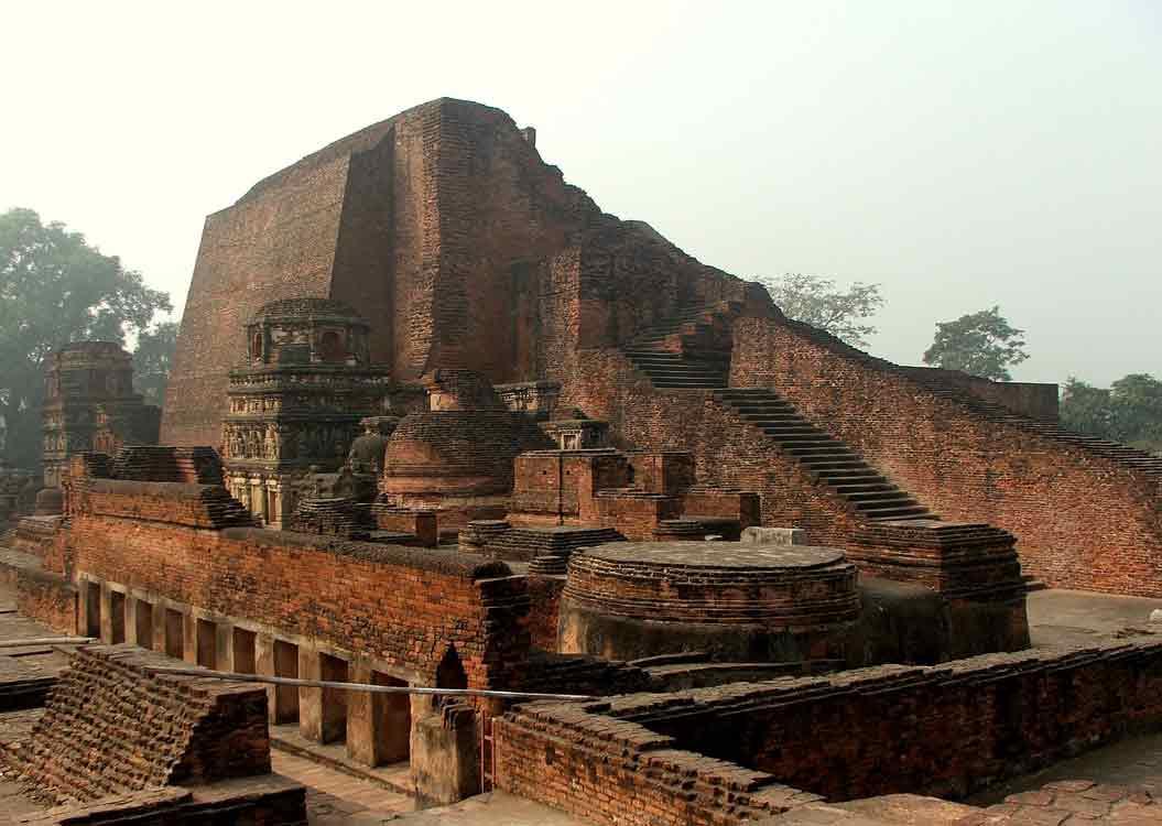 Famed Buddhist Nalanda University