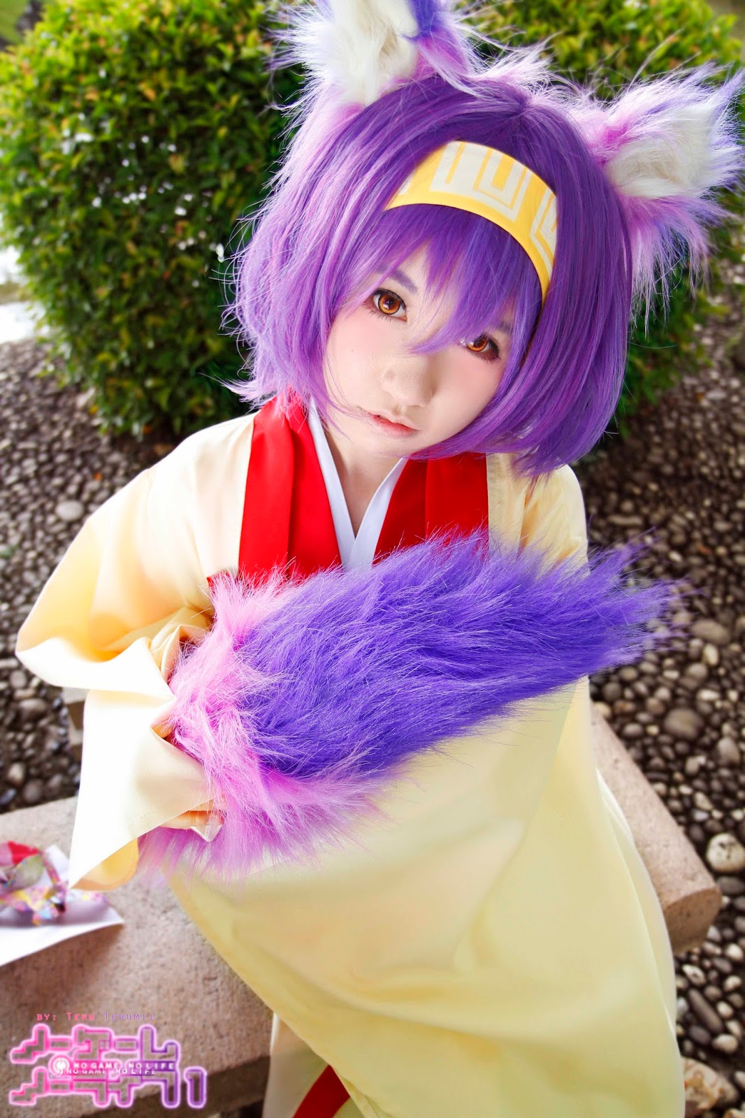 Izuna no game no life cosplay