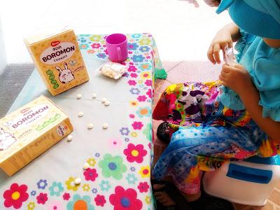 boromon cookies cemilan sehat untuk anak
