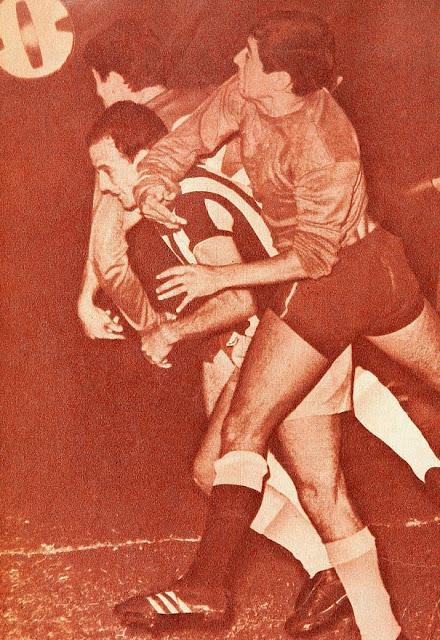 Chile y Venezuela en Campeonato Sudamericano de 1967