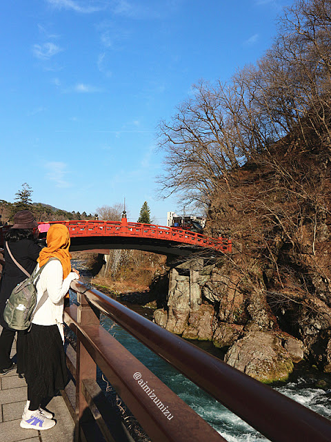 Nikko Shinkyo Bridge