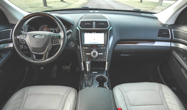2019 Ford Explorer Xlt Rumors Cars Authority