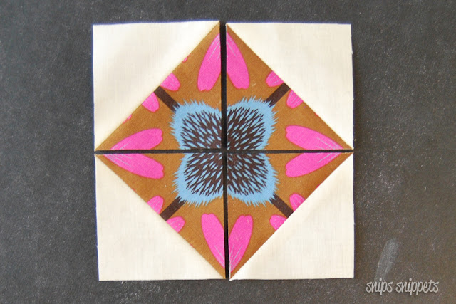 kaleidoscope piecing