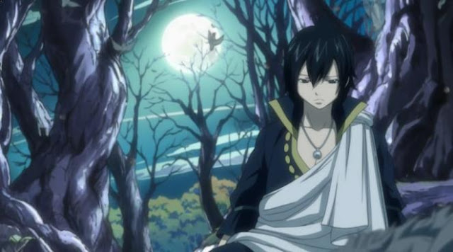 Zeref ( Fairy Tail )
