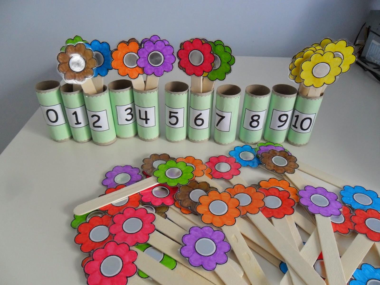 Materiales Para Educacion Infantil Abril