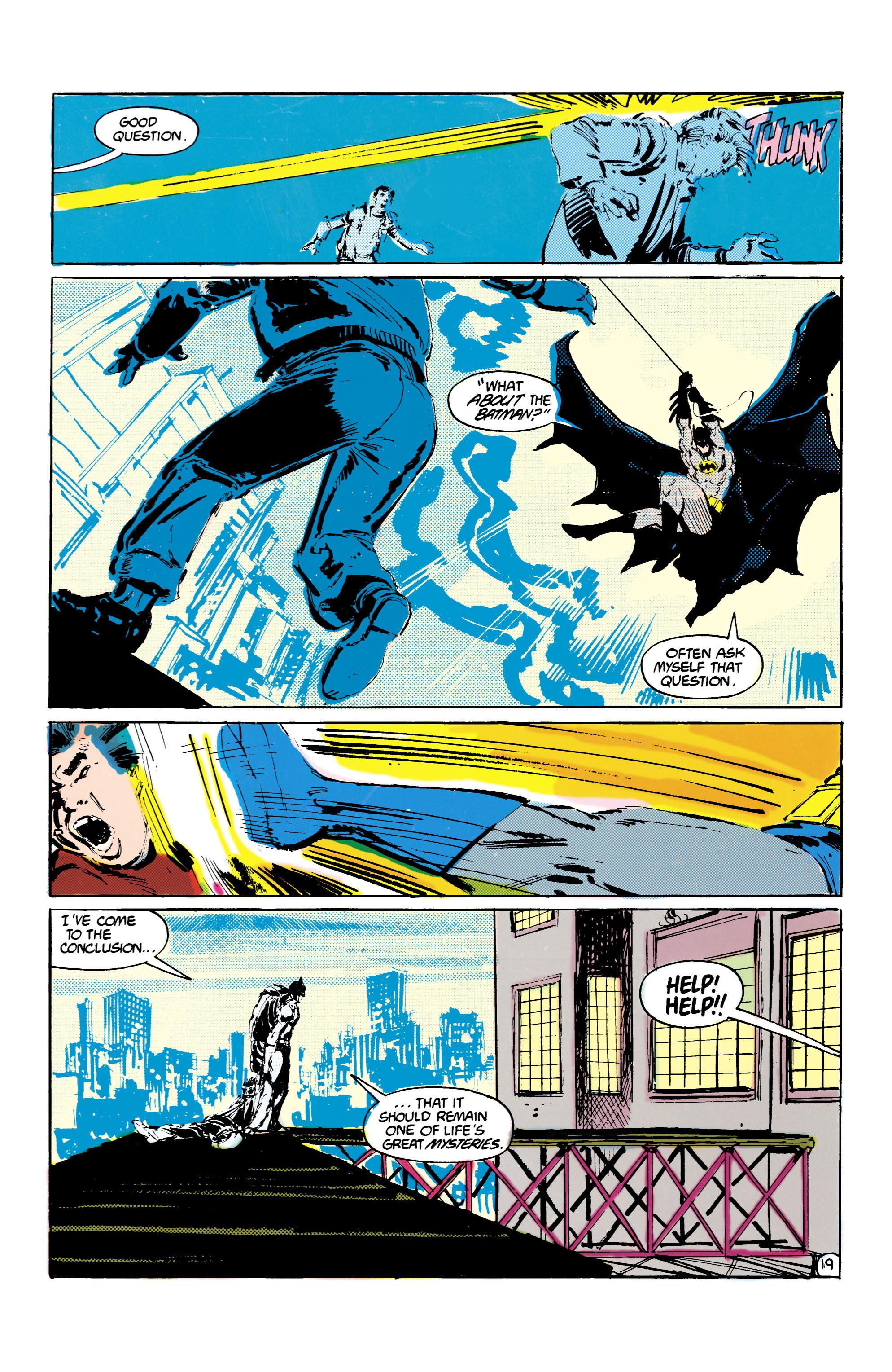 Detective Comics (1937) 568 Page 19