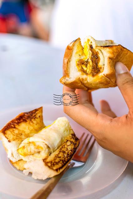 Duck Noodles 鸭腿面线 Sungai Pinang