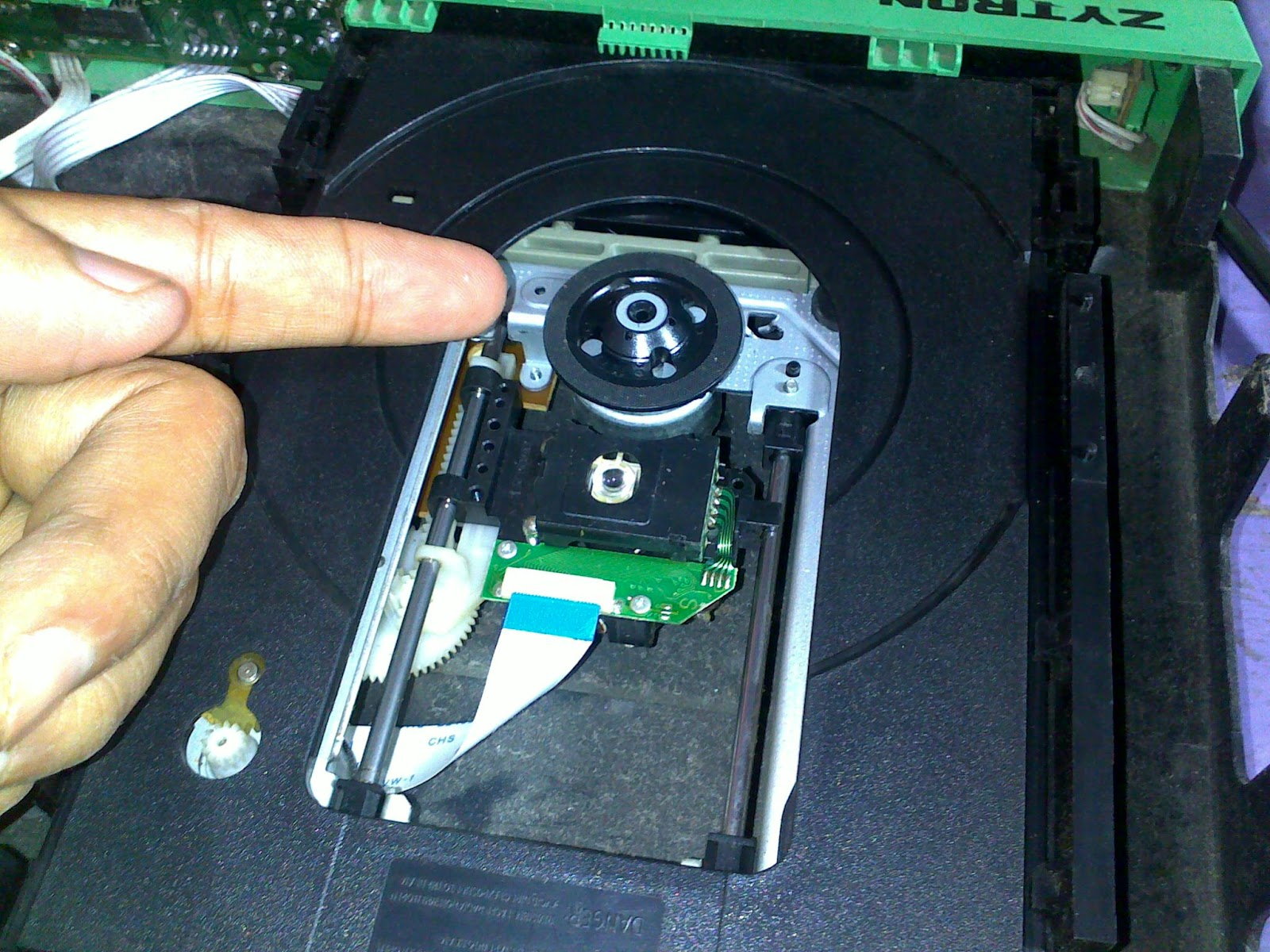 Cara Memperbaiki DVD Player No Disc Tidak Baca Kaset