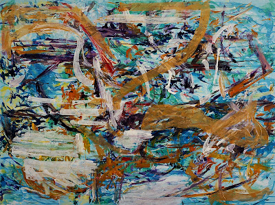 Oana-Singa-Art-Time-After-Time-acrylic-on-canvas-36X48in