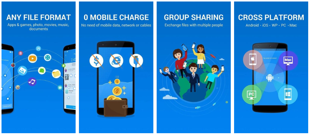 Download SHAREit 5.2.58 APK