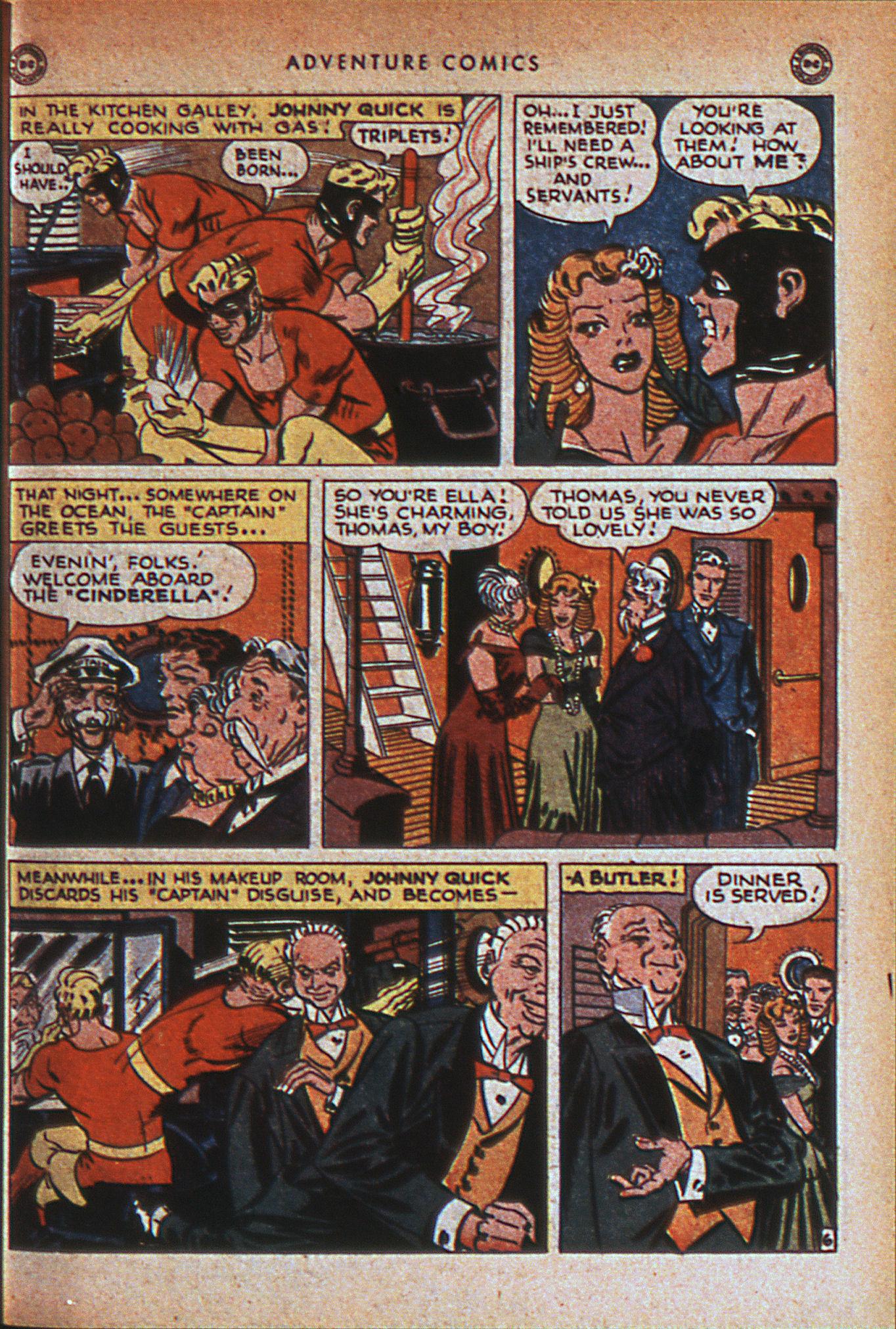 Read online Adventure Comics (1938) comic -  Issue #124 - 46
