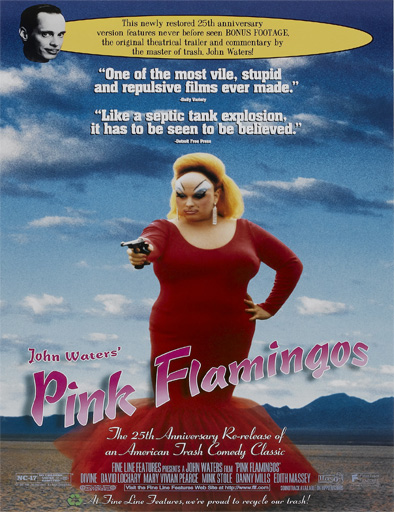 Ver Pink Flamingos (1972) Online
