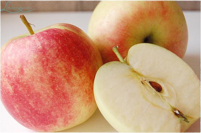 Apfel Porridge - für einen gesunden Start in den Tag