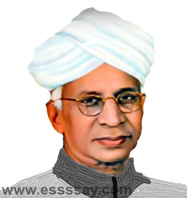 Biography on Sarvepalli Radhakrishnan Or Essay for Class 6