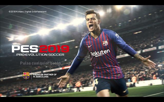 تحميل لعبة بيس pes 2019 للكمبيوتر والاندرويد كاملة برابط مباشر ميديا فاير
