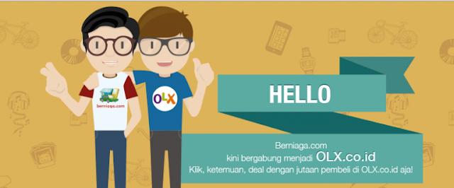 Inilah Alasan bergabungnya Berniaga com dengan OLX.co.id