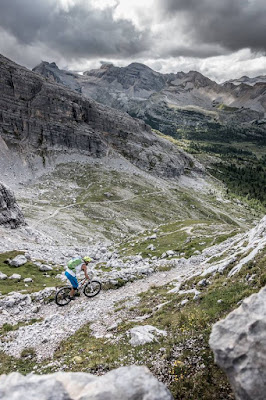 Trail Highlight Dolomiten Vallon Bianco St. Vigil
