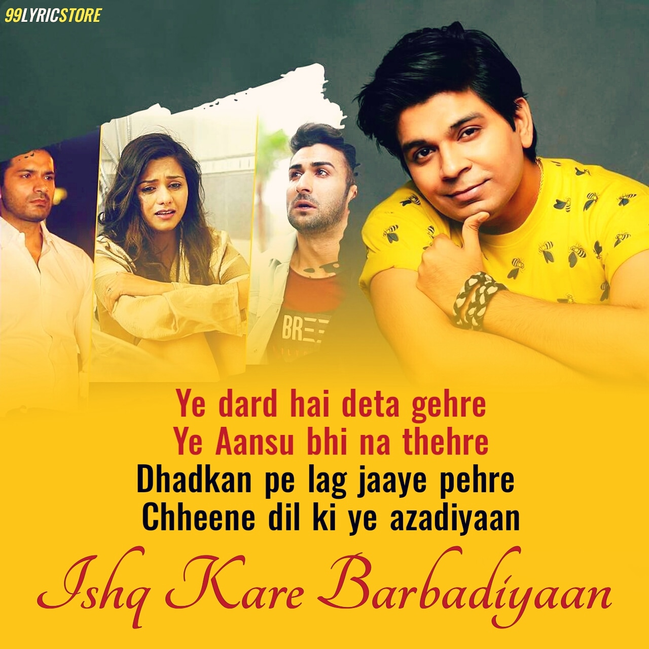 Ishq Kare Barbadiyaan Hindi Song Lyrics Sung by Ankit Tiwari