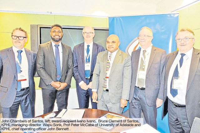 KPHL geologist gets Australain scholarship