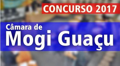 Concurso Câmara de Mogi Guaçu 2017