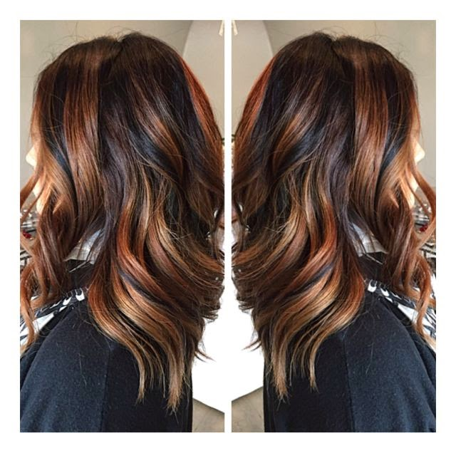 Ecaille Tortoise Shell A New Hair Coloring Technique