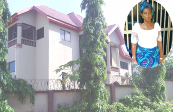 Evans-mothers-house See The House Kidnapper Evans Built For His Mum (Photo)