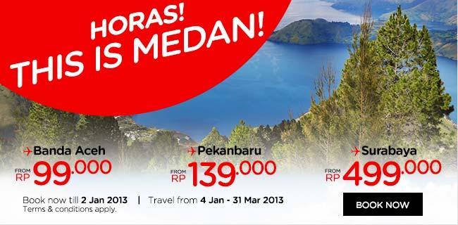 Info Promo & Diskon Murah: Tiket Promo Air Asia (Januari