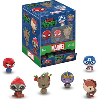 Marvel Holiday Pint Size Heroes Blind Bag Series by Funko