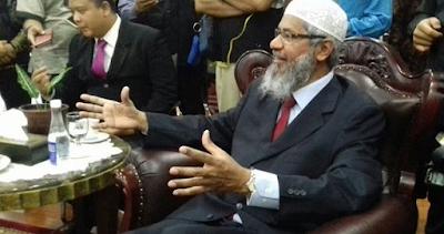 DR Zakir Naik Jelaskan Makna Al-Maidah 51, Pendukung Ahok Makin Bungkam